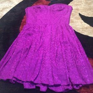 Rebecca Taylor NWT Pop Flirt Dress